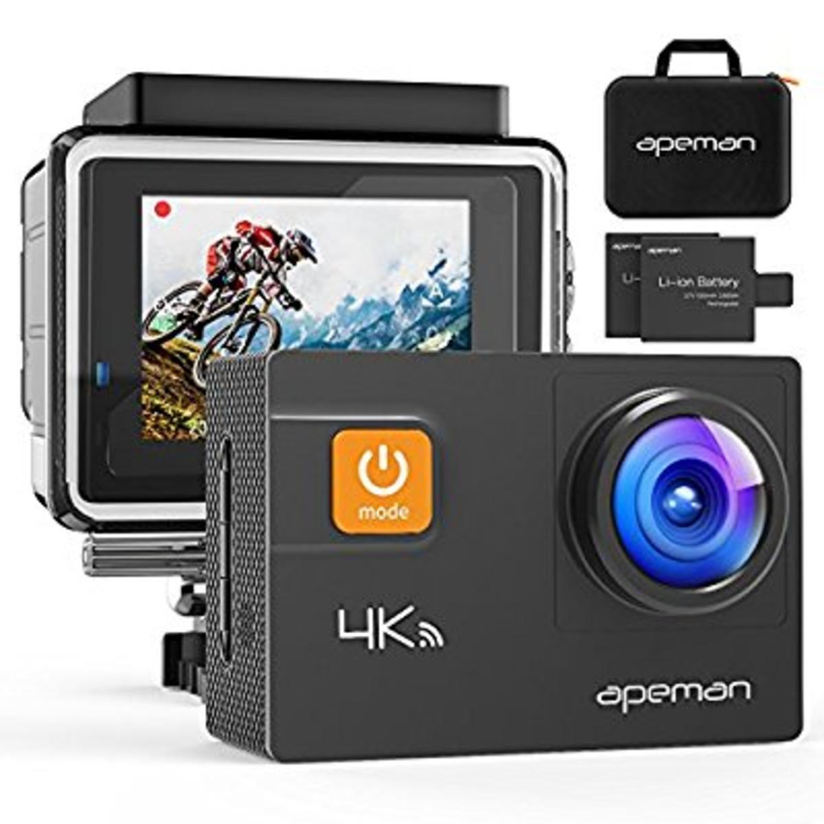 APEMAN Action Kamera WIFI