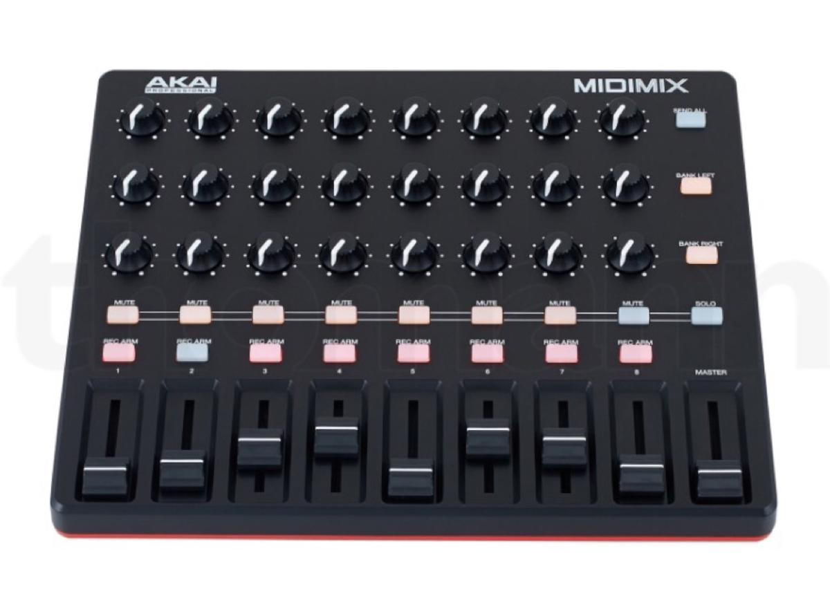Akai Midi Mix