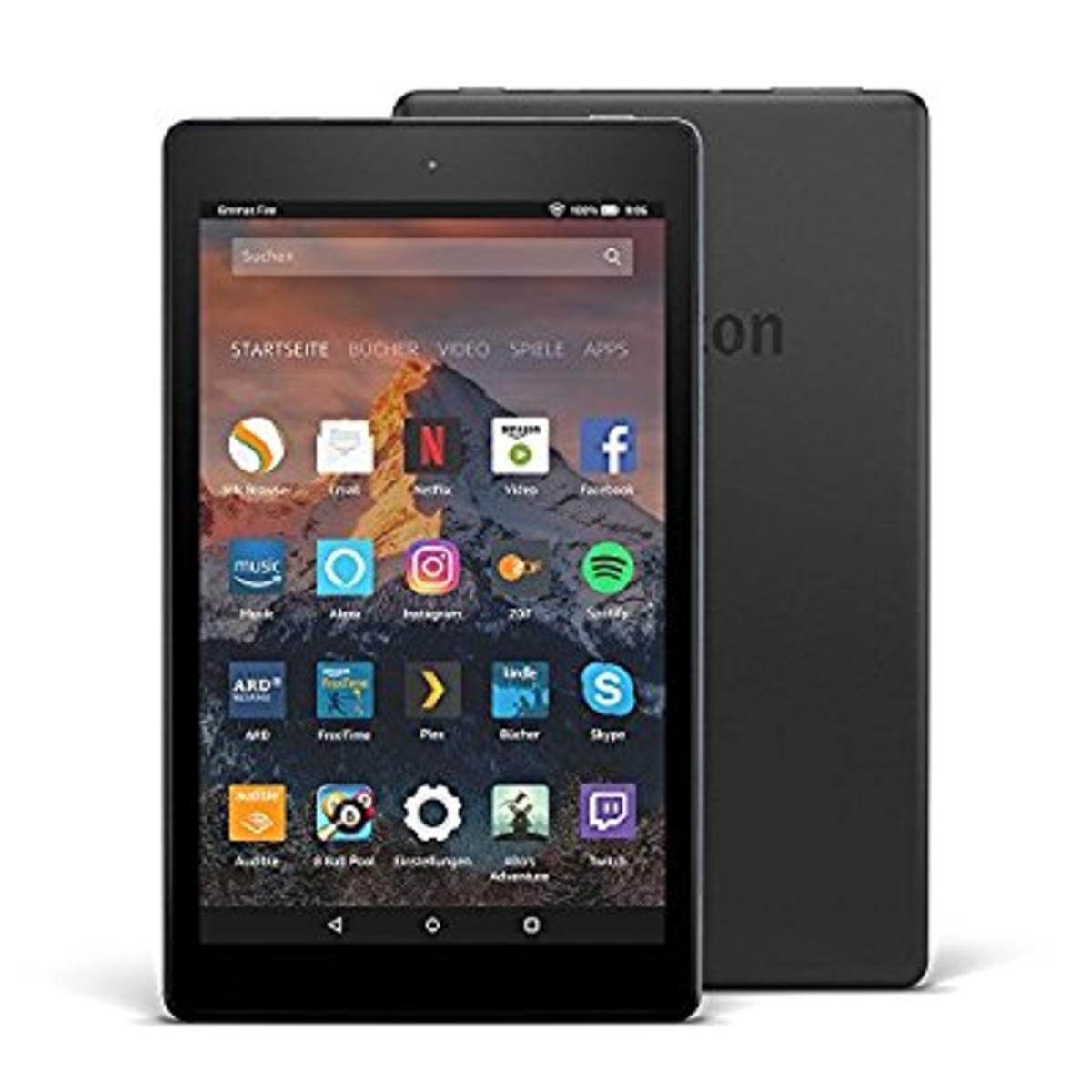 Fire HD 8-Tablet mit