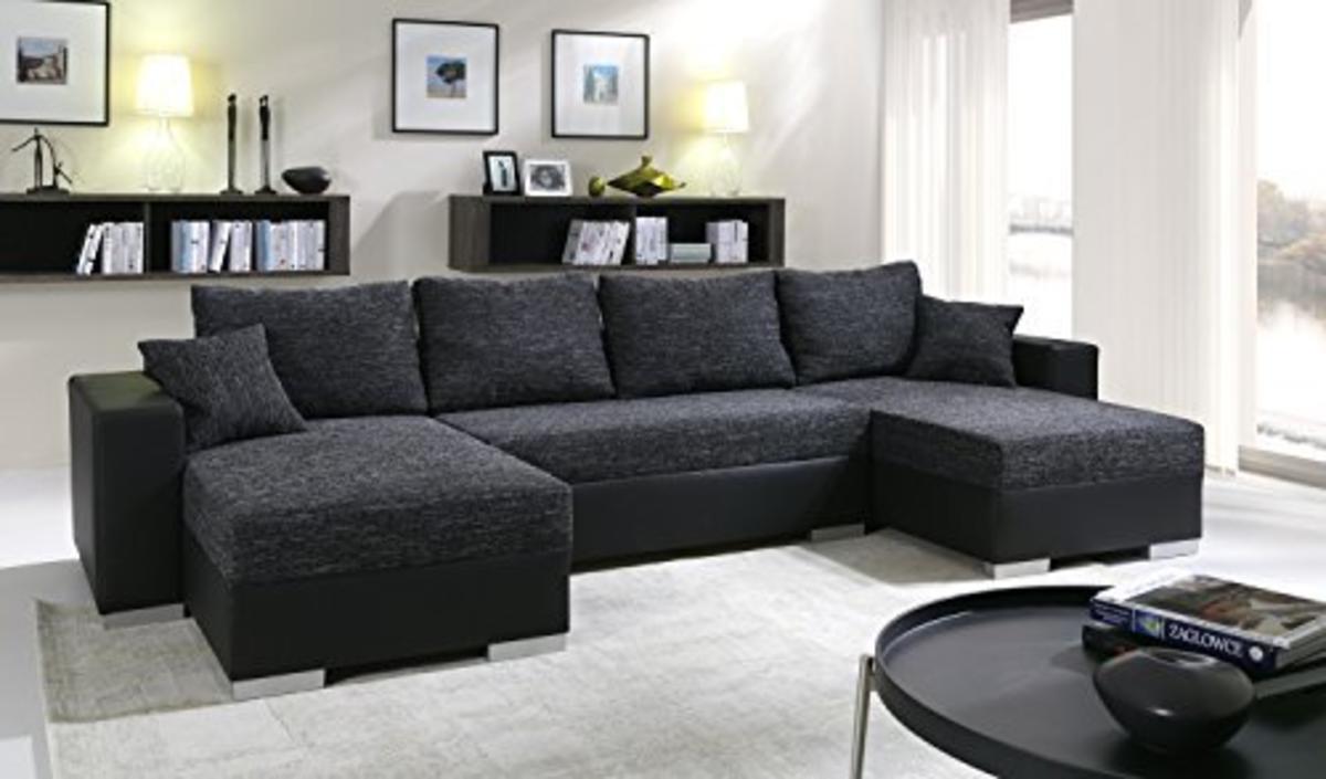 Sofa Couchgarnitur Couch Sofagarnitur