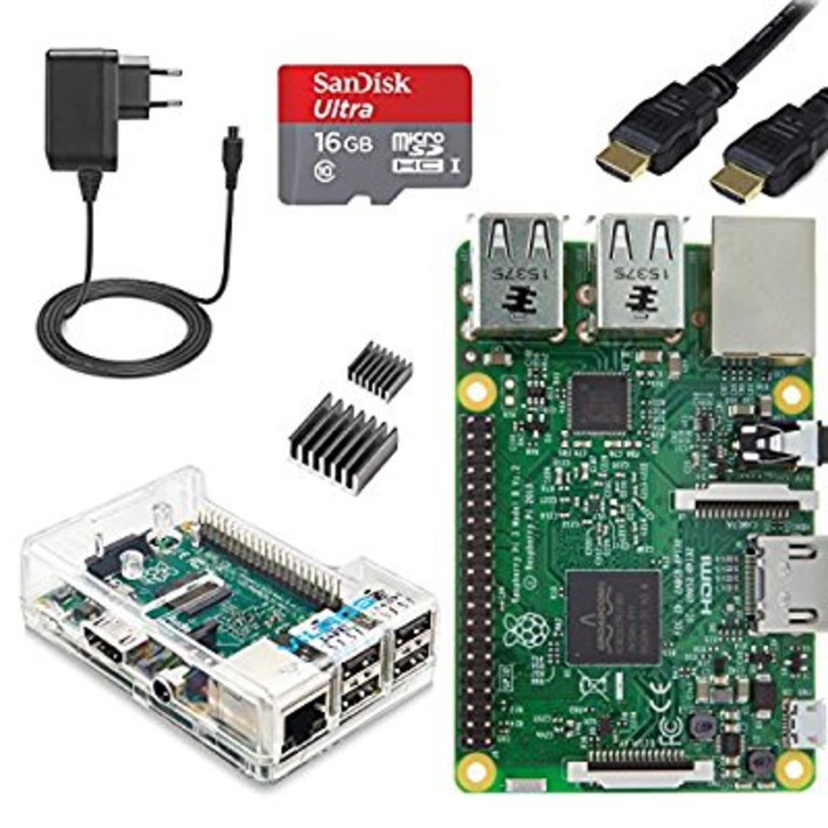 Vilros Raspberry Pi Complete