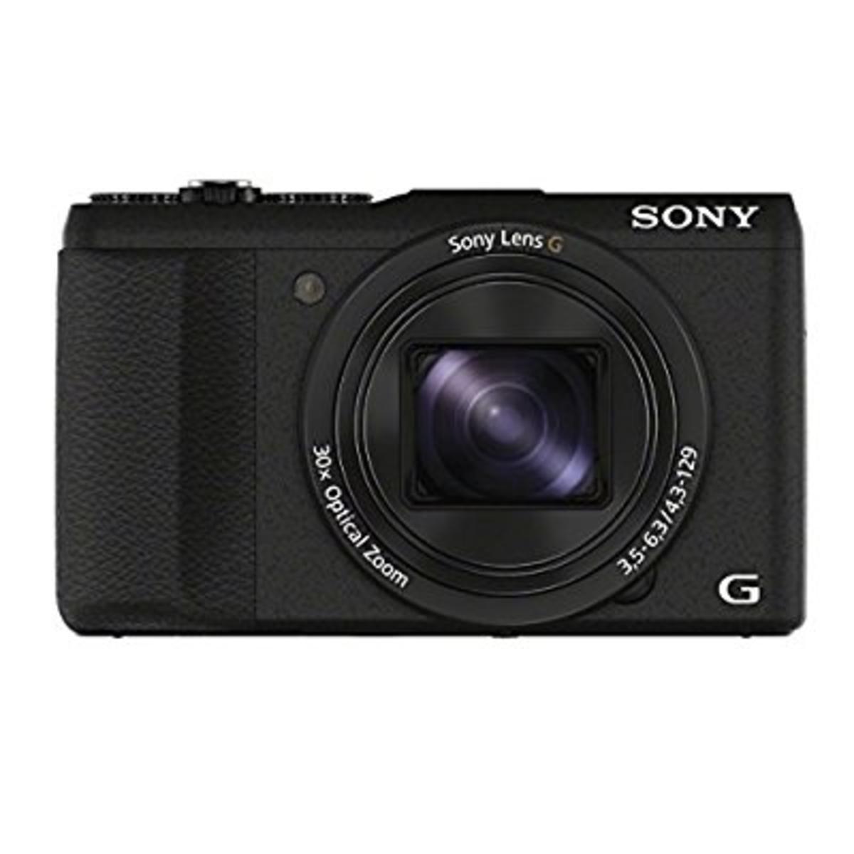 Sony DSC-HX60 Digitalkamera 204
