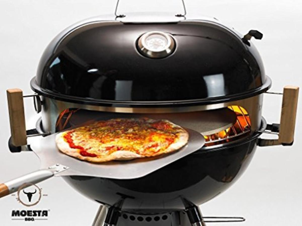 Smokin PizzaRing Komplettpaket für