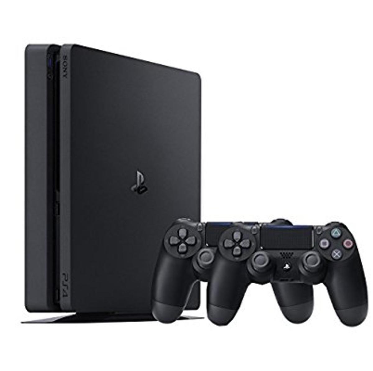PlayStation Konsole 500GB schwarz